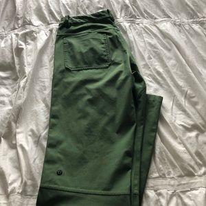 Lululemon ABC Pant Green